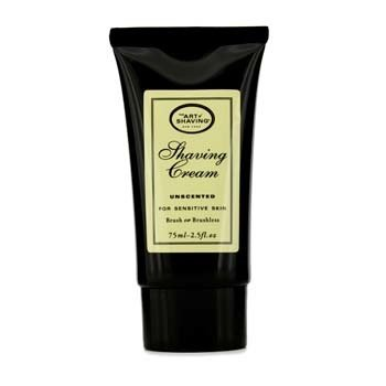 Shaving Cream - Unscented  75ml/2.5oz