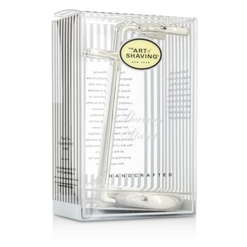Classic Shaving Stand - Nickel (For Brush & Razor Nickel)  1pc