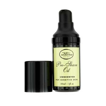 The Art Of Shaving Pre Shave Oil - Unscented (Travel Size, Pump, For Sensitive Skin)  30ml/1oz