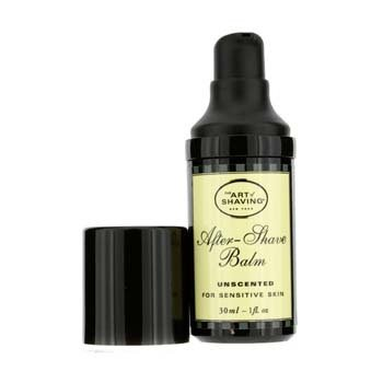 The Art Of Shaving After Shave Balm - Unscented (Travel Size, Pump, For Sensitive Skin  30ml/1oz