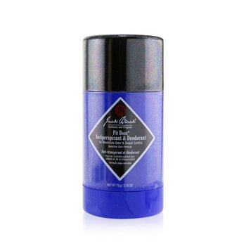 ג'ק בלק Pit Boss Antiperspirant דאודורנט לעור רגיש  2.75oz