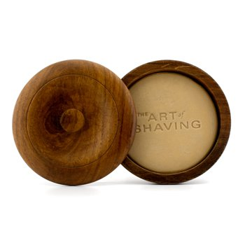Shaving Soap w/ Bowl - Unscented (For Sensitive Skin)  95g/3.4oz