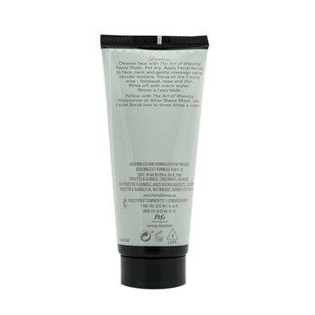 Facial Scrub - Peppermint Essential Oil (For Sensitive Skin)  90ml/3oz