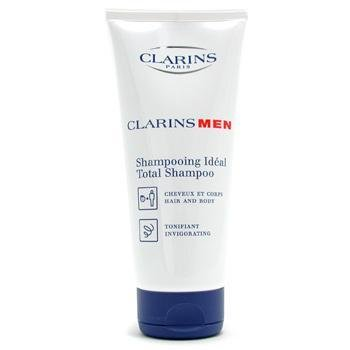 Clarins Men Total Shampoo ( Rambut & Tubuh )  200ml/6.7oz