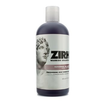 Zirh International Warrior Collection Gel de Ducha - Alexander The Great  350ml/12oz