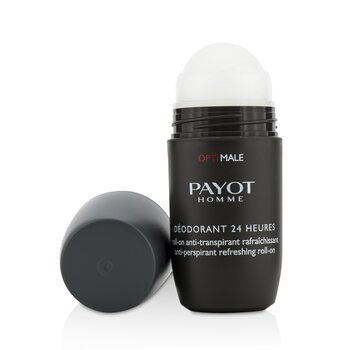 Payot Optimale Homme 24 Ore Deodorant Roll On  75ml/2.5oz