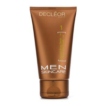 Decleor Men Essentials Clean Skin Scrub Gel  125ml/4.2oz