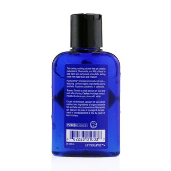 Post Shave Cooling Gel  97ml/3.3oz