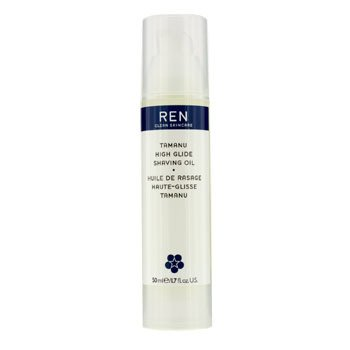 Ren Tamanu High Glide Shaving Oil  50ml/1.7oz