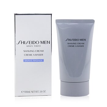 Shiseido Men Crema Afeitado  100ml/3.6oz