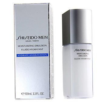 Men Emulsi Pelembap Muka  100ml/3.4oz