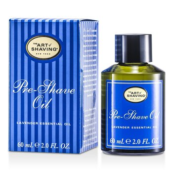 Pre Shave Oil - Lavender Essential Oil (For Sensitive Skin)  60ml/2oz