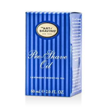 Pre Shave Oil - Lavender Essential Oil  60ml/2oz