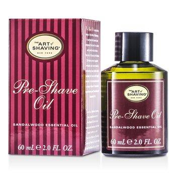Pre Shave Oil - Sandalwood Essential Oil (For All Skin Types) 60ml/2oz