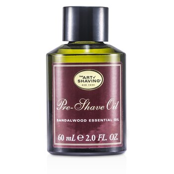 The Art Of Shaving Pre Shave Oil - Sandalwood Essential Oil (For All Skin Types)  60ml/2oz