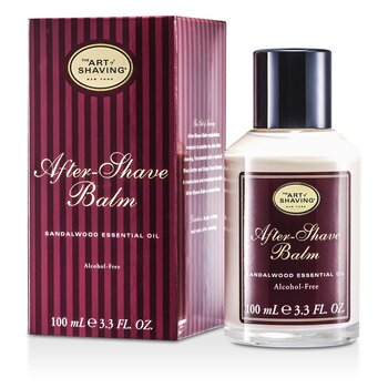 After Shave Balm - Sandalwood Essential Oil 100ml/3.4oz