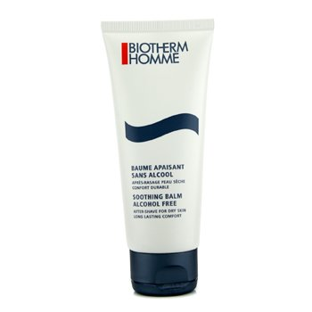 Biotherm Homme Soothing Balm Alcohol-Free  100ml/3.3oz