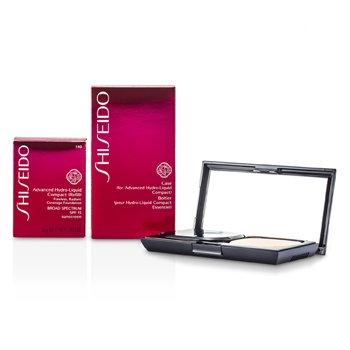 Shiseido Advanced Hydro Liquid Compact Foundation SPF15 (Case + Refill) - I40 Natural Fair Ivory  12g/0.42oz