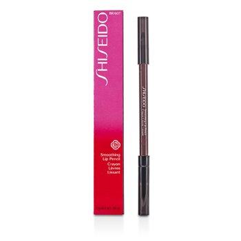 Shiseido Smoothing Lip Pencil - BR607 Coffee Bean  1.2g/0.04oz