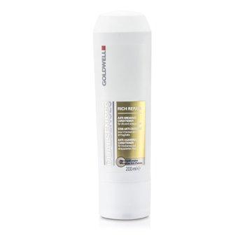 Goldwell Dual Senses Rich Repair Acondicionador (Para Cabello Seco, Dañado o Estropeado)  200ml/6.7oz