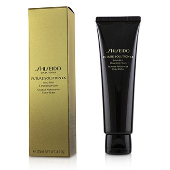 Shiseido Future Solution LX Extra Rich Jab�n Espumoso  125ml/4.7oz