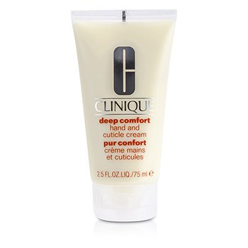 Clinique Creme para cuticula Deep Comfort Hand And Cuticle  75ml/2.6oz