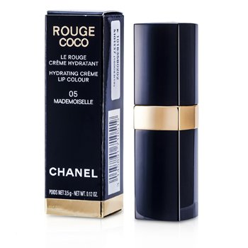 Chanel Rouge Coco Hydrating Creme Lip Colour - # 05 Mademoiselle  3.5g/0.12oz
