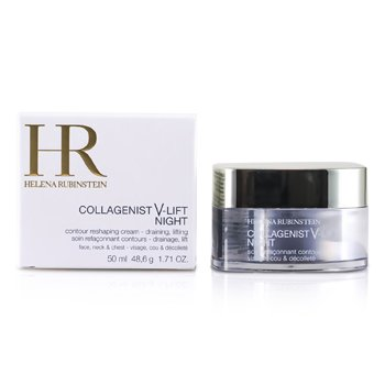 Helena Rubinstein Collagenist V-Lift Night Crema Contorno Esculpidora  50ml/1.71oz