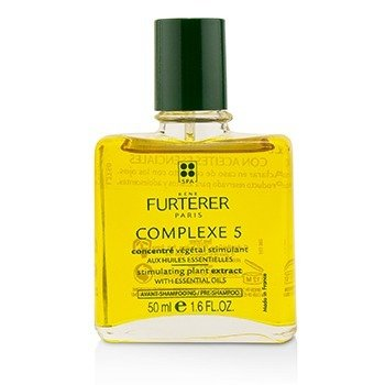 Complexe 5 Stimulating Plant Extract with Essential Oils (Pre-Shampoo)  50ml/1.6oz
