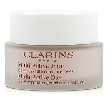 Multi-Active Day Early Wrinkle Correction Cream Gel (Normal to Combination Skin)  50ml/1.7oz