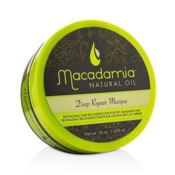 Macadamia Natural Oil Mască Intens Reparatoare ( Pentru Păr Uscat, Deteriorat )  470ml/16oz