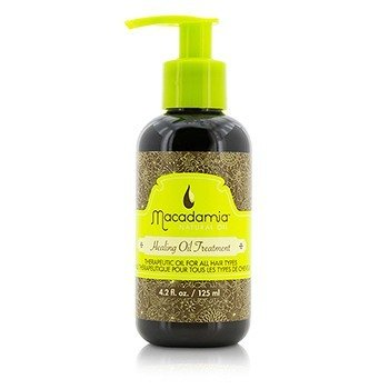 Macadamia Natural Oil Healing Oil Treatment ( p/ todos os tipos de cabelo )  125ml/4.2oz