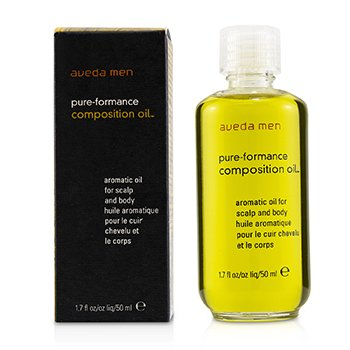 Men Pure-Formance Composition Aromatic Oil (For Scalp, Hair and Body)  50ml/1.7oz