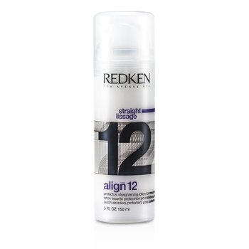 Redken Align 12 Protective Straightening Lotion (For Medium Hair)  150ml/5oz