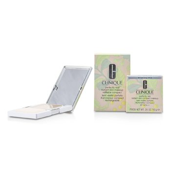 Clinique Perfectly Real Radiant Skin - meikkipuuteri SPF29 - # 03 Fresh Beige  10g/0.35oz