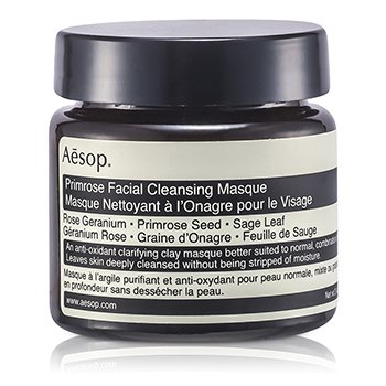 Aesop Mascara facial Primrose Cleasing  60ml/2.47oz