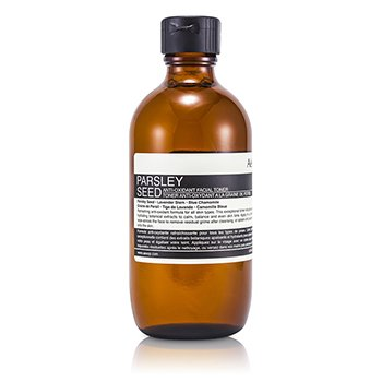 Parsley Seed Anti-Oxidant Facial Toner  200ml/7.2oz
