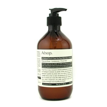 Aesop A Rose By Any Other Name Gel de Duş pentru Corp  500ml/17.99oz
