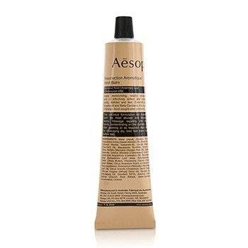 Aesop Resurrection Balsem Tangan ( Tiub )  75ml/2.58oz