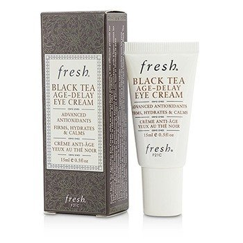 Fresh Black Tea Crema Ojos Antienvejcimiento  15ml/0.5oz