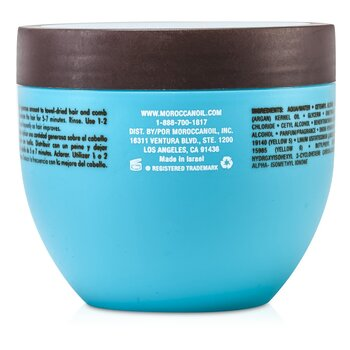 Intense Hydrating Mask (For Medium to Thick Dry Hair)  500ml/16.9oz