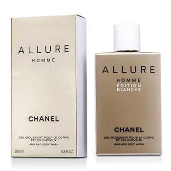 19da10ae Chanel Allure Homme Edition Blanche Hair & Body Wash (Made in USA)  200ml/6.8oz