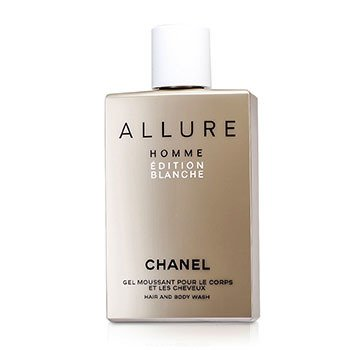 Allure Homme Edition Blanche Hair & Body Wash (Made in USA)  200ml/6.8oz