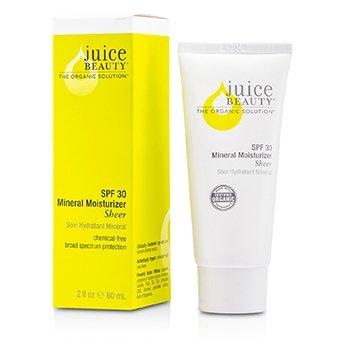 Juice Beauty Mineral Sheer  Hidratante SPF30 ( Tubo )  60ml/2oz