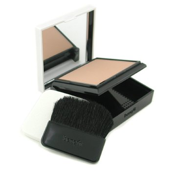 Benefit Hello Flawless! Custom Powder Cover Up For Face SPF15 - # All The World's My Stage (Beige)  7g/0.25oz