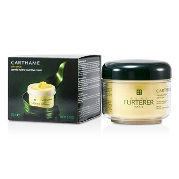 Rene Furterer Carthame Gentle Hydro-Nutritive Mask (Dry Hair)  200ml/6.81oz