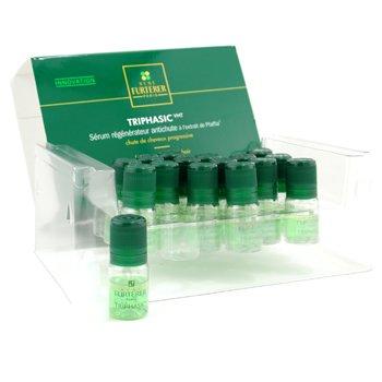 Rene Furterer Regenerujące serum przeciw zaawansowanemu wypadaniu włosów spowodowane zmianami hormonalnymi lub genetycznymi Triphasic VHT Regenerating Thin Hair Serum-For Progressive Thin Hair: Hormonal and Genetic  16x5.5ml/0.18oz