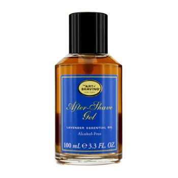 The Art Of Shaving After Shave Gel Alcohol Free - Lavender Essential Oil (For Sensitive Skin)  100ml/3.4oz