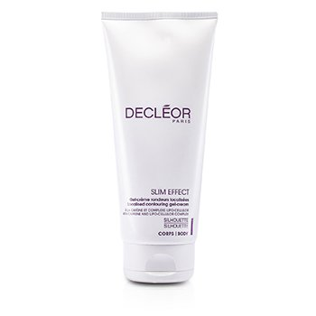Decleor Slim Effect Localised Contouring Gel Cream (Salon Product)  200ml/6.7oz