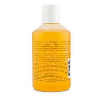 Citron De Vigne Bath & Shower Gel 300ml/10oz